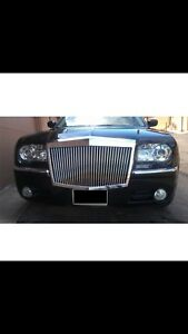 Chrysler 300 phantom rolls Royce grill