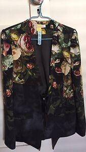 Sass & Bide floral jacket Mascot Rockdale Area Preview