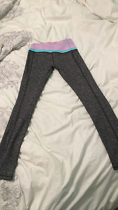Slightly worn ivivva leggings size 12