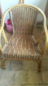 Cane chair Adamstown Newcastle Area Preview