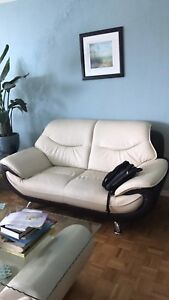 URGENT:  Selling Italian Leather sofa Set $500 or best offer.
