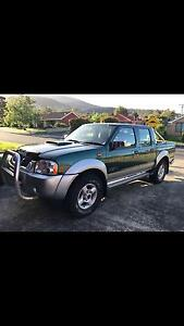 2008 Nissan navara D22 Glenorchy Glenorchy Area Preview