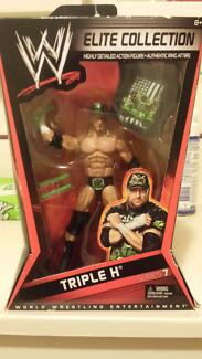 WWE Triple H series 7 Action Figer