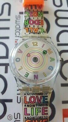 Swatch Imagine Love GK290 1999  Standard Gents 34mm