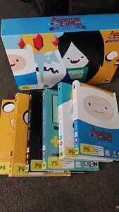 Adventure Time season 1 - 5 Oakleigh Monash Area Preview