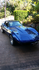Corvette  stingray Illawong Sutherland Area Preview