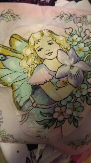 Fairy single quilt cover + curtains Mansfield Brisbane South East Preview