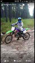Two kawasaki KDX 200 enduros Caboolture Caboolture Area Preview