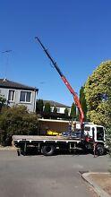 Isuzu Crane truck for sale Alexandria Inner Sydney Preview