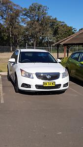 Swap Holden Cruze Campbelltown Campbelltown Area Preview