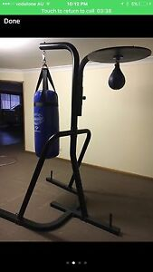 Boxing stand Bossley Park Fairfield Area Preview