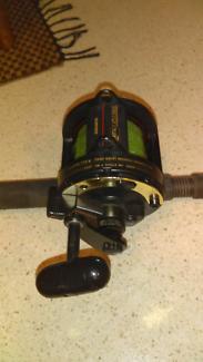 Shimano tld 20 and custom rod