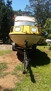 14ft half cabin cruiser Waterfall Sutherland Area Preview