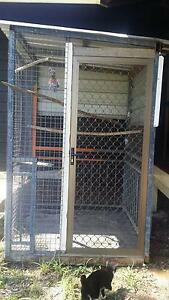 Solid Parrot Bird Cage approx 2.4m H x 1.4m Karana Downs Brisbane North West Preview