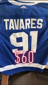 Tavares Home Jersey