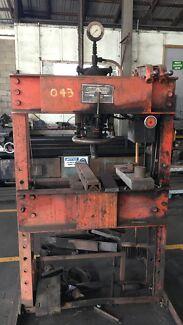 Wanted: Hydraulic press