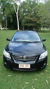 2007 Toyota Corolla Sedan Rapid Creek Darwin City Preview