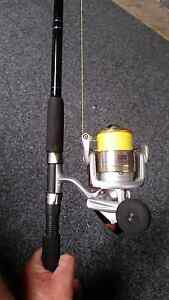 3x fishing rods Romsey Macedon Ranges Preview