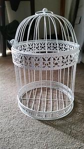Rustic Wedding White Birdcage Frankston Frankston Area Preview
