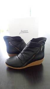 Brand New Boots - Leather - Never Worn North Melbourne Melbourne City Preview