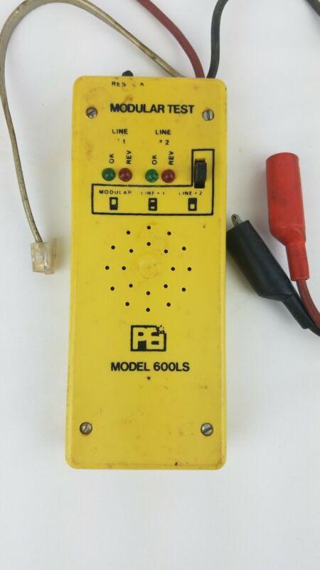 PEI Modular Tone Test Set 600LS Progressive Electronics Inc