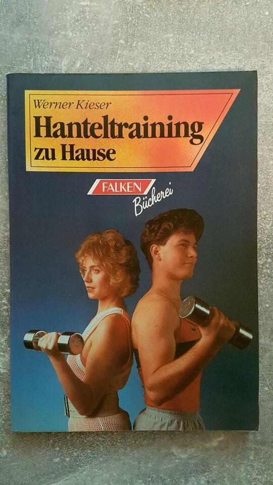 Falken Verlag Bücherei Hanteltraining in Nordrhein-Westfalen - Herne