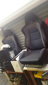 Evo 8 Recaro Seats St Albans Brimbank Area Preview
