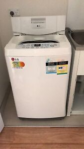LG Washing Machine Lawson Belconnen Area Preview