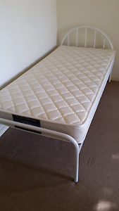 Single bed and mattress for sale Ashmore Gold Coast City Preview