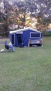 Vacation Campers 2012 tourer Elanora Gold Coast South Preview