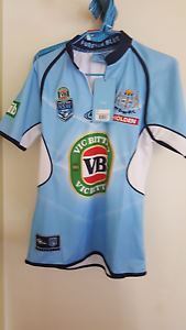 NSW Blues Jersey Hillsdale Botany Bay Area Preview