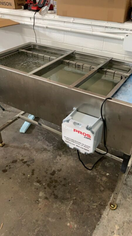 Hydro Dip Tank