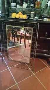 Gold cage mirror Camden Camden Area Preview