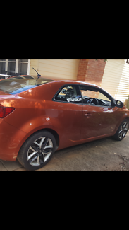Kia Cerato 2011 model Forbes Forbes Area Preview
