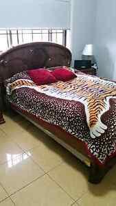 Queen  bedroom suite Mount Lewis Bankstown Area Preview