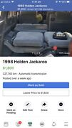 Holden 1998 jackaroo Carina Heights Brisbane South East Preview
