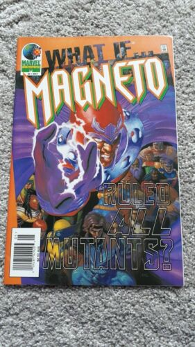 Marvel Comics - What If - No 85 - MAY 1996 - none