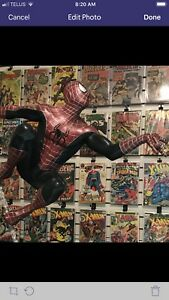 AMAZING SPIDER-MAN ONE OF ONLY 1000 MADE