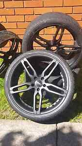 Rims!! - tyres inc Garden Suburb Lake Macquarie Area Preview