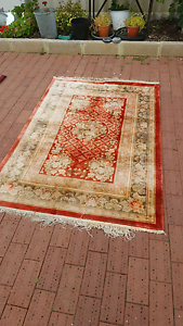 Silk rug for sale Joondalup Joondalup Area Preview