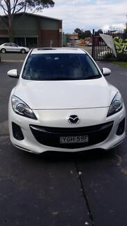 2013 Mazda Mazda3 SP25 Mount Druitt Blacktown Area Preview