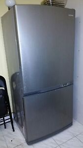 Gray fridge only 2 years old