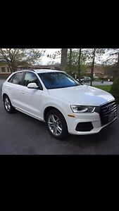 2016 Audi Q3 - Lease Takeover