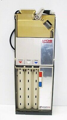 Coinco Mdb 9302-gx 3-tube Coin Changer Mech For Vending Machine Soda Pop Snack