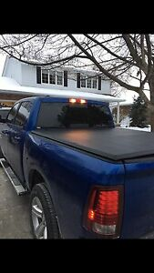 Tonneau cover for Dodge Ram