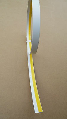 Abdeckleisten Flachleisten Leisten Kunststoffleisten Selbstklebend 30mm *