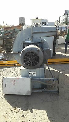 Air Pro Radial Open High Pressure Blower Model Hprm 331as-picturesfcfsnice