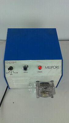 Millipore Peristaltic Pump Xx 80 000 00 With Cole Parmer Masterflex Xx 80 000 04