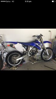 Yz 250f 09 Yamaha