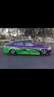 Holden VE SS commodore show car